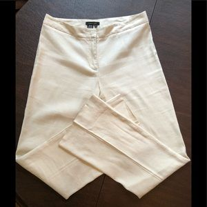BCBG Cream Pants